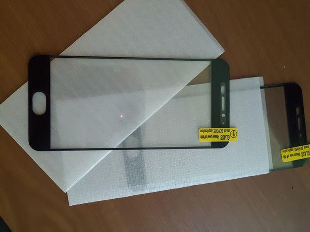 захисне скло Meizu Pro 6 Black