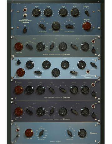 Acustica Audio - Purple3 - plugin, wtyczka, vst