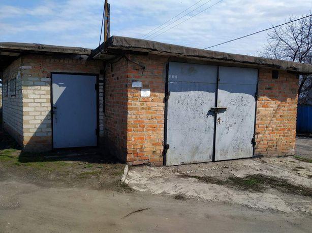 Гараж в Терновке 3500