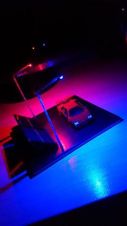 Світильник Нічник на Сонячних батареях і з Lamborghini