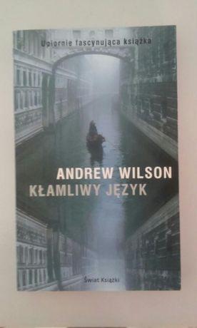 Kłamliwy jezyk Andrew Wilson