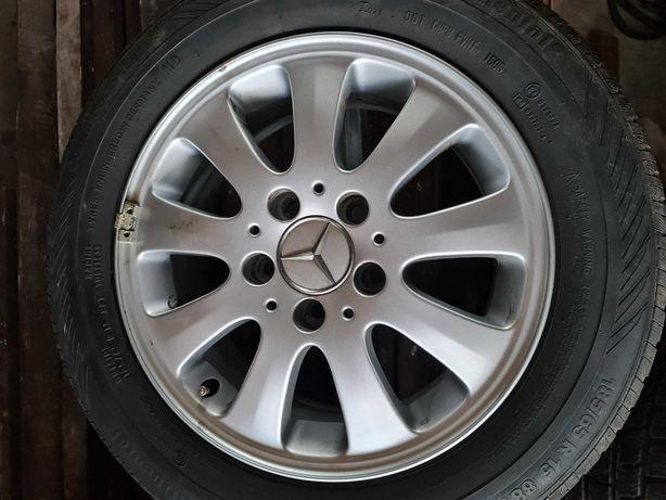 Felgi z Mercedesa 15 cali i Bmw 18 cali