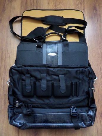 Samsonite torba i teczka do laptopa