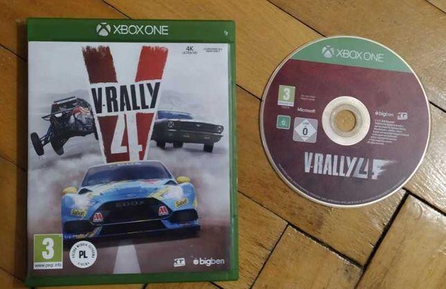 V-Rally 4 Vrally PL XBOX ONE polecam!