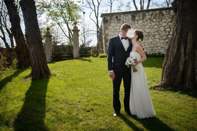 Urocza suknia ślubna Amy Love rozm. 34/36 z salonu Madonna