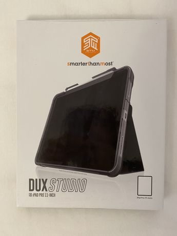 Противоударный Dux Studio чехол iPad 11 Pro и Air 2020 с держателем