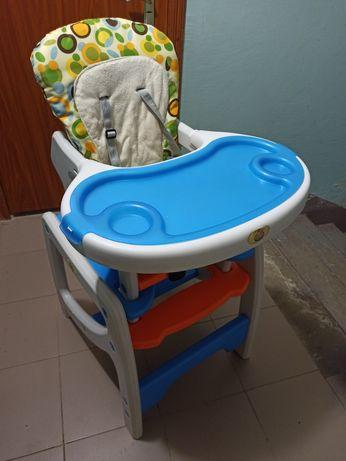 Крісло для годування Miracolo HC-30H, стільчик, стульчик для кормления