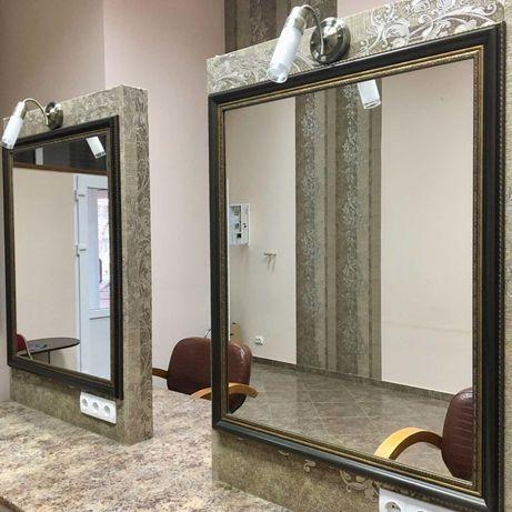 Продам метрові дзеркала в рамі