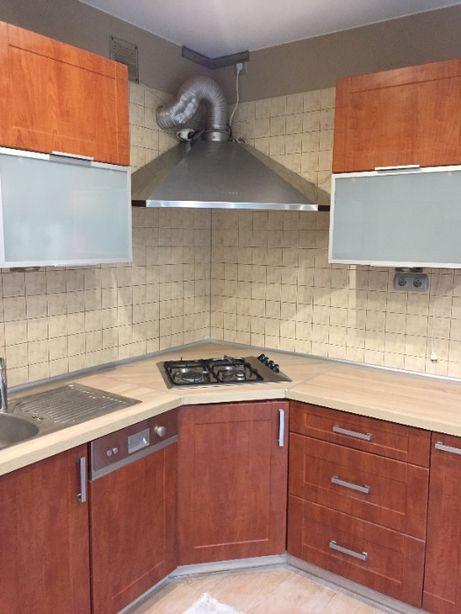 komplet mebli kuchennych wraz z wyspą kuchenną , dużo szafek i szuflad