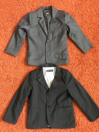 Пиджак для первоклашки