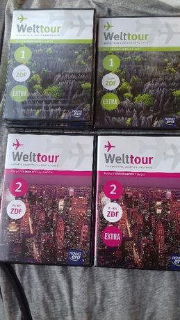Welt Tour język niemiecki filmy ZDF