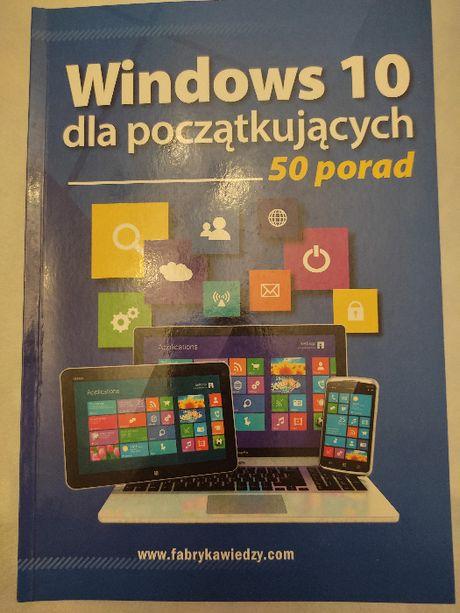 Windows 10 dla początkujących 50 porad wydanie 2019 Rafał Janus