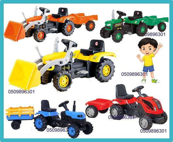 Супер подарок Вашему ребенку ! Трактор на педалях | Педальный трактор
