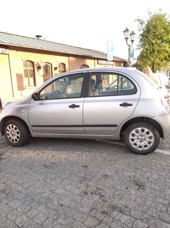 Nissan Micra 1,2 GAZ