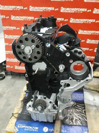 Motor Recondicionado Seat Ibiza 1.6 TDi [ CAY ]
