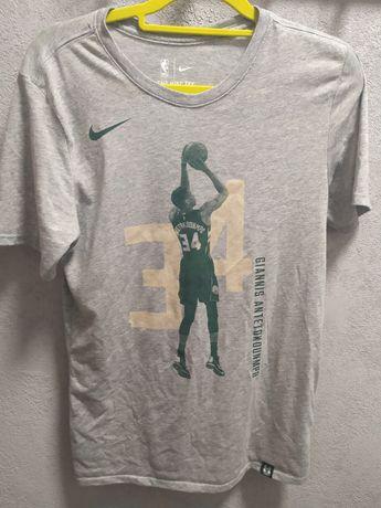 koszulka nike Giannis Antetokounmpo Milwaukee Bucks