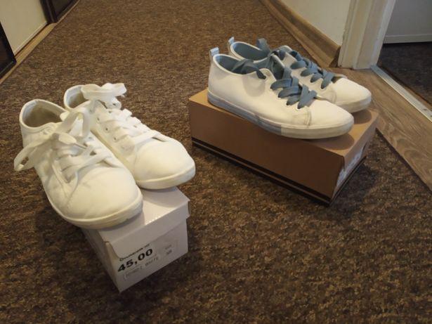Buty tenisówki 38 (2 pary) i 39 (1 para)