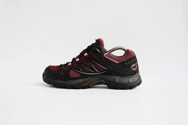 женские трекинговые непромокаемые кроссовки-ботинки Salomon, Gore-Tex