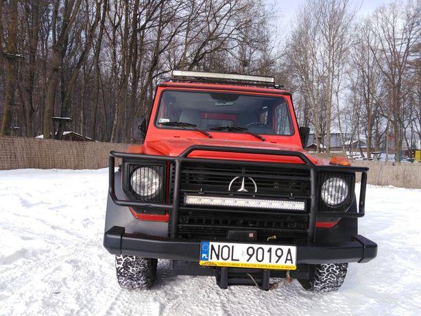 Kultowy Mercedes Klasa G