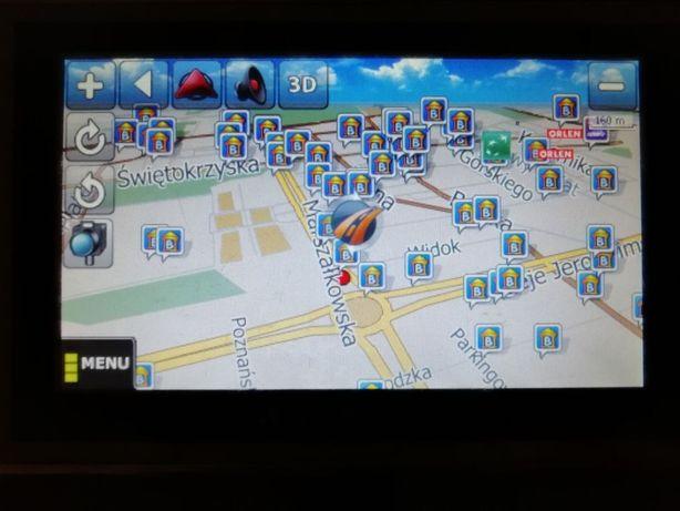 Nawigacja samochodowa LARK Freebird 47.0