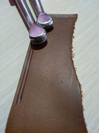 Кризер, инструмент для кожи, биговщик