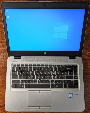"Новый • HP EliteBook 840 G3 - 14"" Full HD - i5-6300U - 8GB - 256GB SSD"