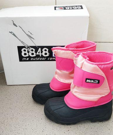 Зимові гірськолижні чоботи  8848 Outdoor company 30/31 р.