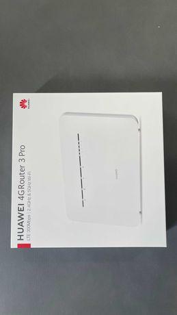 Router stacjonarny kat. 7 Huawei 4G 3Pro (B535)- Fabrycznie NOWY