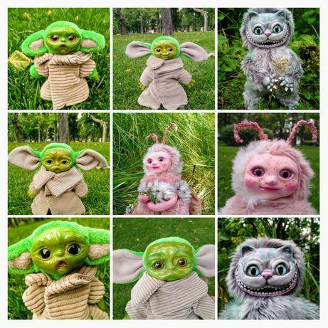 МК для детей/ взрослых, оригинальный подарок на заказ. Куклы. Ручная р