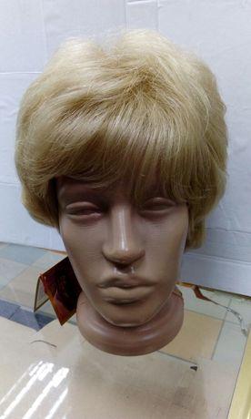 Продам новый парик с натурального волокна