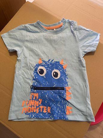 Koszulka chlopieca na 2-3 lata