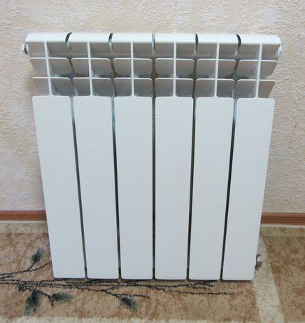 Биметаллический радиатор Diva, 6 секций