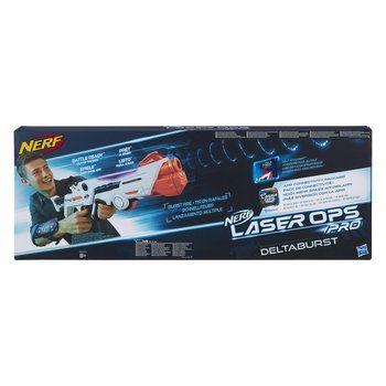 Pistolet laserowy nerf