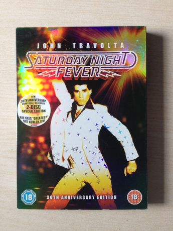 Saturday Night Fever Gorączka Sobotniej nocy DVD