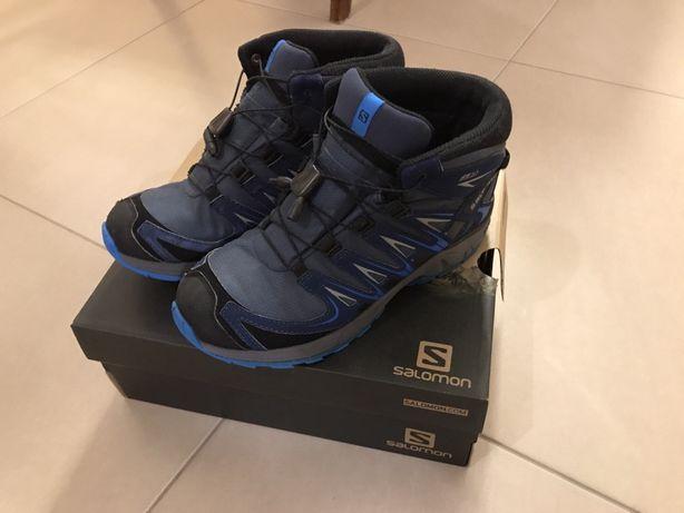 Salomon buty trekking całoroczne