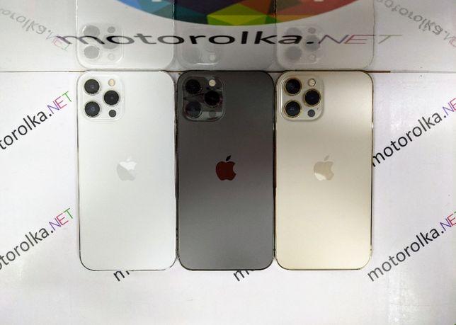 iPhone 12 Pro Max 128/256/512 Black Gold Silver R-SIM Магазин!Гарантия