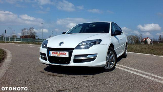 Renault Laguna Jak z fabryki!!! Biała perła***Navi**LED***110 KM !!!