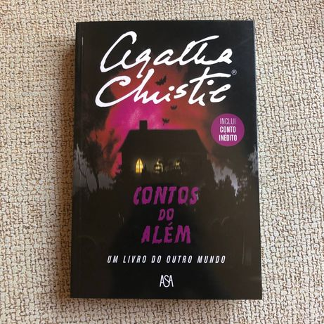Agatha christie - contos do além