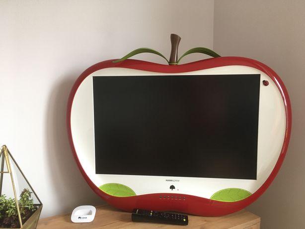 Telewizor HannSpree Jabłko Apple SUPER STAN