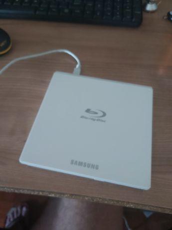 Leitor e queimador portátil bluray Samsung