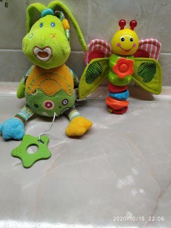 Игрушки для ребенка до 1 года