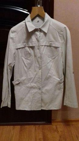 Oddam koszulo-narzutkę roz.38- NOWA