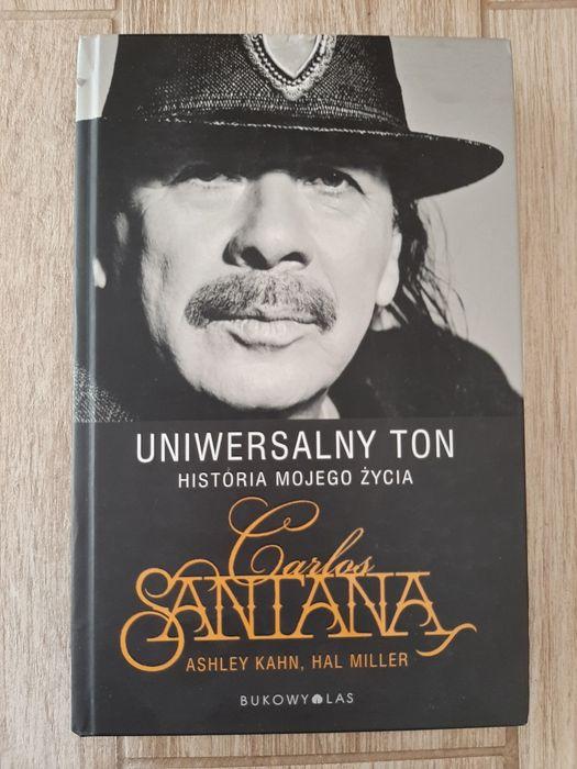 """""""Carlos Santana"""" Ashley Kahn, Hal Miller Koszalin - image 1"""