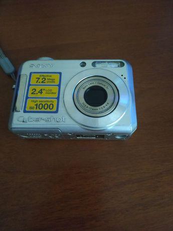 Фотоаппарат Sony DSC-S700 Cyber-shot полный комплект