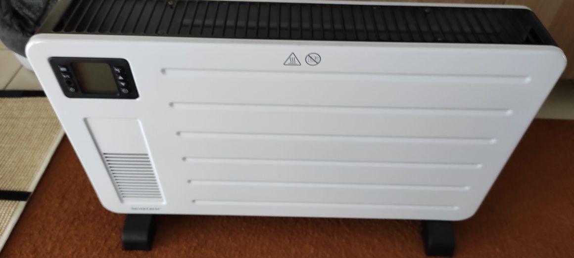 Aquecedor convector SilverCrest 2000w