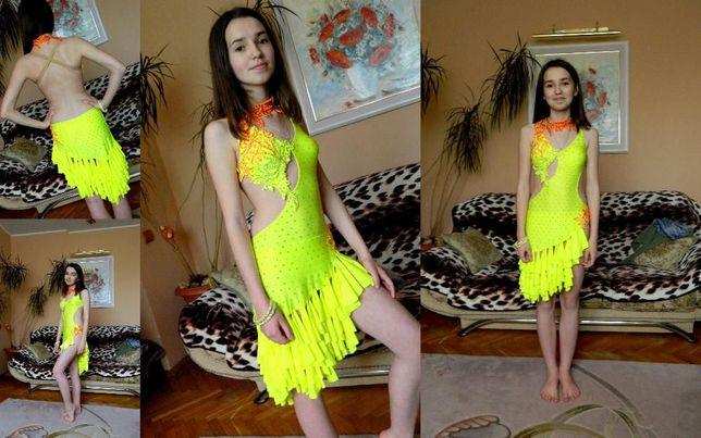 Плаття для бальних танців (латино-американська програма)