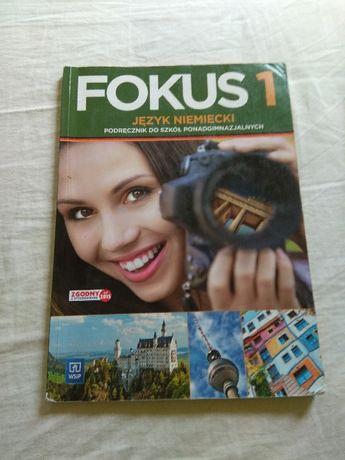 Fokus 1 podręcznik do j. niemieckiego
