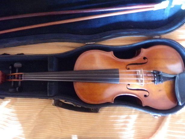 skrzypce lutnicze kraków Z.Janikowski okolo 1900 r