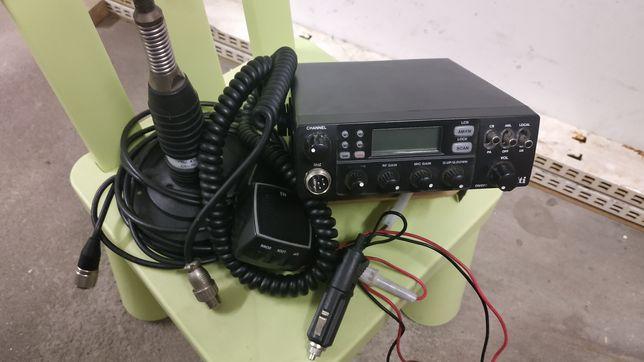 CB Radio TTI TCB-880 + Midland ML145