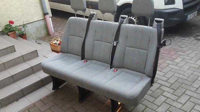 Kanapa ,siedzenia do busa
